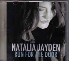 Natalia Jayden-Run For The Door Promo cd single
