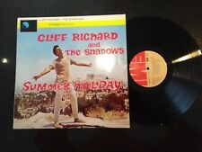 "CLIFF RICHARD & THE SHADOWS ""SUMMER HOLIDAY"" 1980s DUTCH REISSUE LP"
