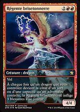 *MRM* FOIL FR Thunderbreak Regent - Régente brisetonnerre GAMEDAY MTG Dragons