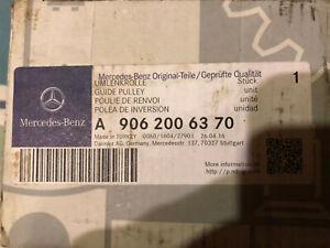 Original Mercedes Riemenspanner, Umlenkrolle A9062006370