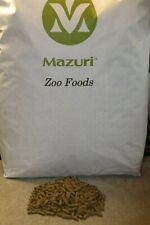 mazuri zoo tortoise reptile exotic leaf eatter best on ebay free P&P 1Kg