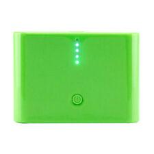 Cargadores, bases y docks verde Universal para teléfonos móviles y PDAs Universal