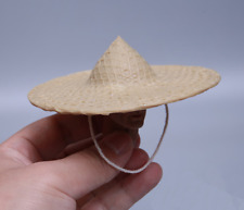 1/6 Scale Soldier Model Accessories Plastic Bamboo Hat