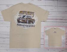 T-shirt CHEVROLET SILVERADO SS con stampa su licenza GM beige M