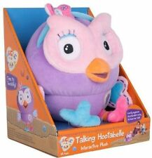 Giggle & Hoot AG3117 Talking Hootabelle Plush Toy