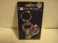 MLB Minnesota Twins  3 In 1 Keychain,Nail Clippers & Bottle Opener (NEW)