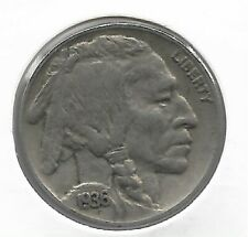 Rare Very Old Antique 1936 US Liberty Buffalo Nickel Collection Coin Cent Money