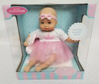 Madame Alexander Little Love PRINCESS Sweet Baby Nursery Doll NEW HTF