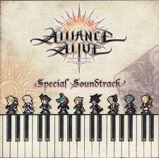 Alliance Alive Special Soundtrack CD (2017) New Factory Sealed Japan Import