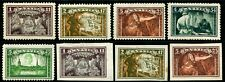 LATVIA Lettland Lettonie B82-B86 Stamps Postage Collection 1932 MNH MLH