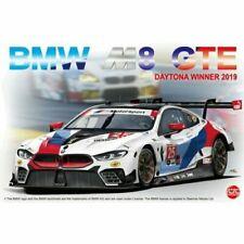 NUNU-BEEMAX PN24010 BMW M8 GTE Daytona Winner 2019 in 1:24