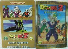 "Dragon Ball Z  ""SS-2 Gohan-Perfect Cell"" Giochi Preziosi serie GOLD n° 20"