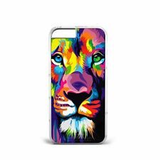 Lion Roar King Simba Colourful Art Sketch Phone Case Cover all iPhone & Samsung