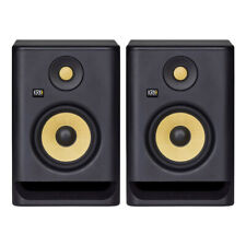 More details for krk rokit rp5 g4 (pair) active powered dj studio monitor speakers