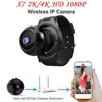 Sport Smart Watch Wristband with HD 1080P Hidden Camera Recorder Video DVR Cam
