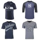 New York Yankees T-shirt Nike Vintage SS Shirt NY 3/4 Sleeve Performance tee