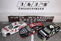 Lot Of 3 Annett/Reddick/Deegan 2018/20191:64 NASCAR Xfinity Diecast