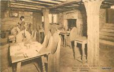 C-1910 Cellar Grill Old Egremont Tavern interior Massachusetts Albertype 3323