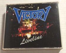 VICTORY Liveline CD 1994 Japan 2-Disc TECX-30660, 30660