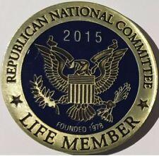 RNC Republican National Committee Life Member 2015 POTUS Election Year Priebus