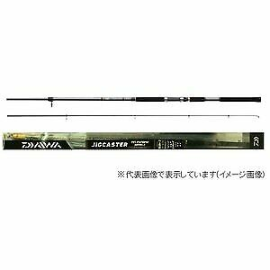 Daiwa Jig Caster TM100M-3 (Spinning 3piece)  Ship From Japan