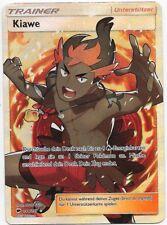 Kiawe 144/147 (Trainer) - Ultra Rare - Nacht in Flammen - Sonne & Mond 3 - Mint