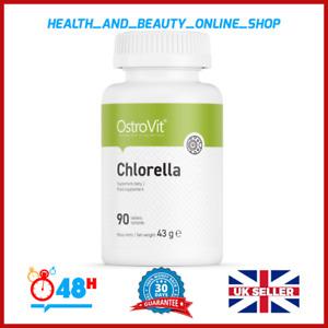 OstroVit - Chlorella - 90 tabs - EXP - 10/2022