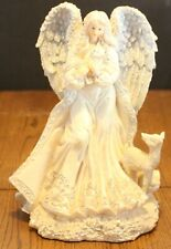 Snow Angel Figurine; 10 inches