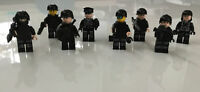 8 Army Military SWAT Minifigures