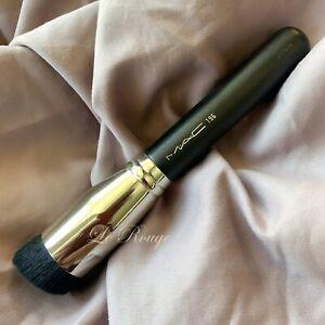 MAC Cosmetics 196 Slanted Flat Top Foundation Brush brand new