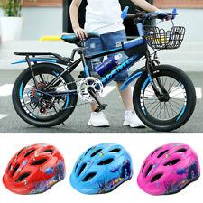 Bicycle Helmet Road Cycling Safety Helmet Kids Bike Sports Adjustable