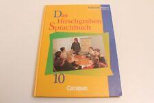 Das Hirschgraben Sprachbuch 10 Cornelsen Realschule Bayern Schulbuch Buch