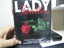 Lady thrillers 3 DVD FILMS