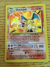 Pokemon Charizard 4/102 HOLOGRAPHIC (1 of 2)