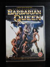 Barbarian Queen DVD