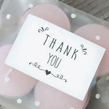 "42pcs ""THANK YOU"" label sticker Cookie Label Paper Seal Sticker"