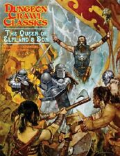 Dungeon Crawl Classics RPG: (Adventure) #97 The Queen of Elfland's Son