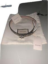 gucci belt genuine