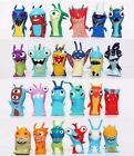 Slugterra Action Figures Lot Of 24 Slug Figure Toys 4-5 cm US Seller