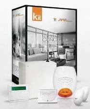 "!NEW KIT AMC  Centrale allarme ""C24"" GSM PLUS 8/24 Zone+LCD VOICE + SIRENA AMC!"