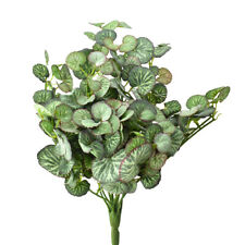 Artificial Saxifraga Bush, 13-Inch