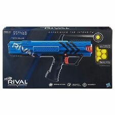 Team Blue NERF Rival Apollo XV 700 Blaster With 7 Rounds