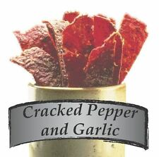 Jerky Spice Works 3 Pack Cracked Pepper & Garlic Beef Jerky Seasoning By Nesco