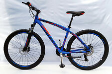 "MOUNTAINBIKE 27,5"" FAHRRAD GT ALU MTB, 21 SHIMANO, DISC BRAKE SPARKLE, ZOOM STEM"