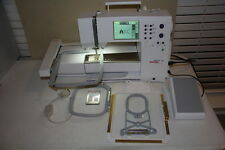 Bernina Artista 180 Sewing & Embroidery Machine with all the Accessories