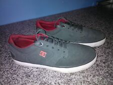 D&G GREY SUEDE TRAINERS SIZE 5.5 UK