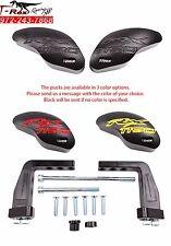 T-Rex Racing 2014 - 2016 Buell EBR 1190RX 1190SX frame sliders No Cut