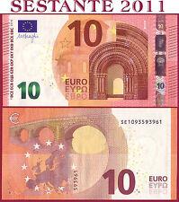 "(com) EUROPEAN UNION  ITALY 10 EURO 2014 Sign DRAGHI  ""SE""  S004A2 - P 21s - UNC"