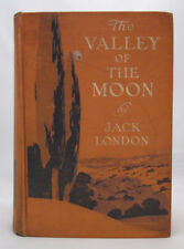 Valley of the Moon - Jack London - First Edition, First Printing - HC