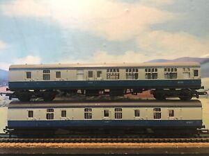 Triang BG & BSK. Blue/Grey livery.